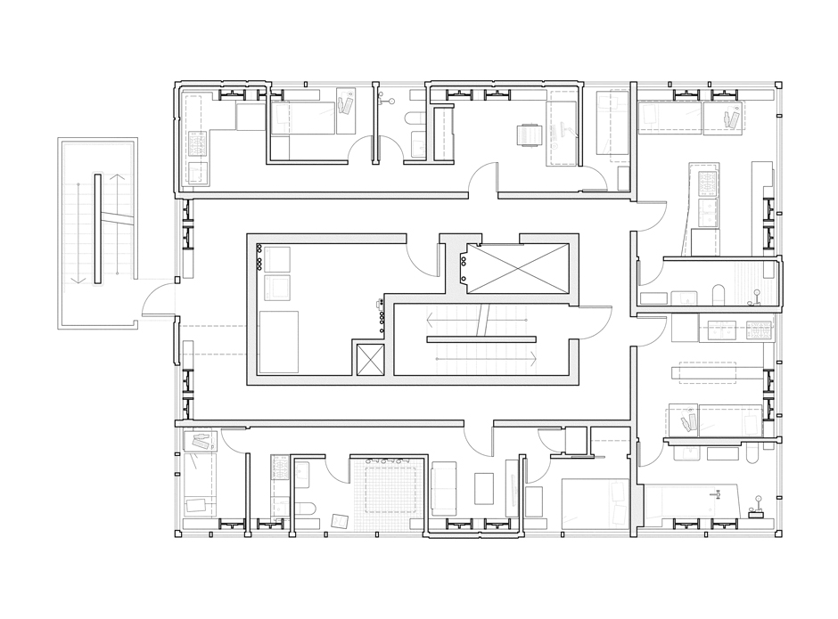 Typical Floor Plan 1